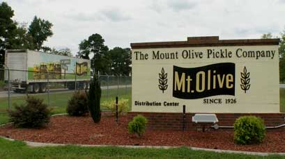 Mt Olive Pickle Company Tour Video