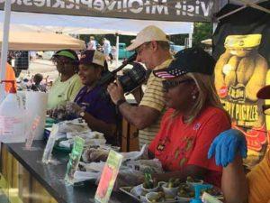 Mt Olive Pickle Festival